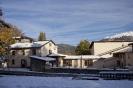 La Casetta con la neve